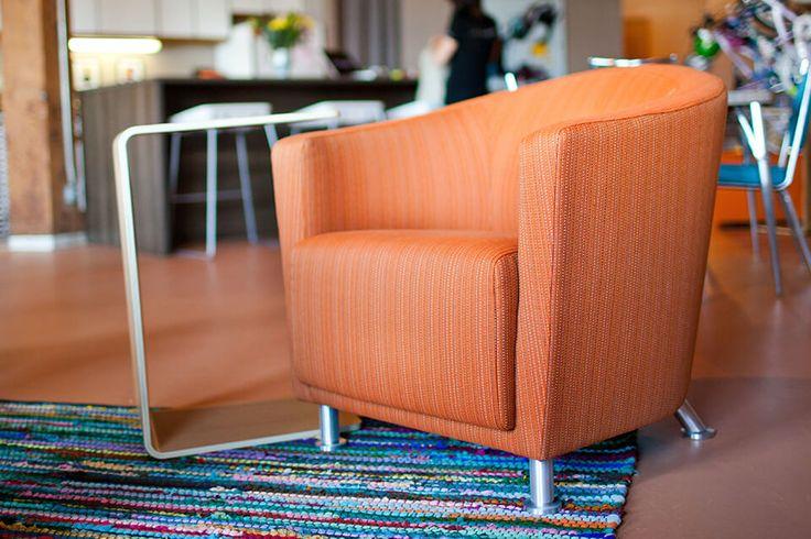 Jenny Waiting Room & Reception Furniture   turnstone