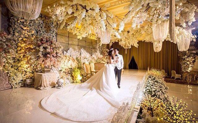 enchanted wedding decoration