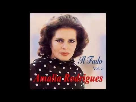 Amalia Rodrigues - Nem As Paredes Confesso - YouTube