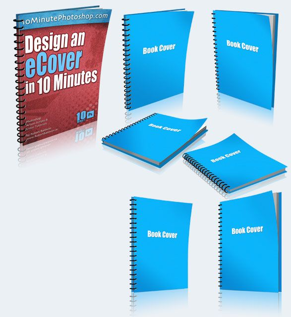 Design an eCover in 10 Minutes