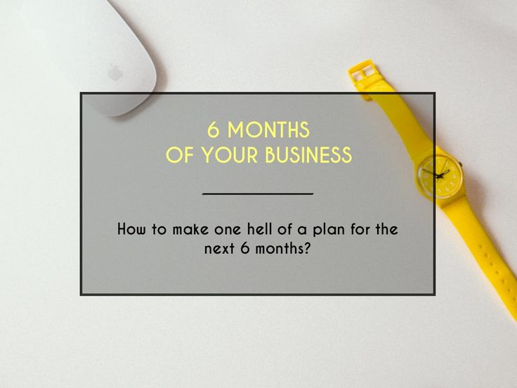 6 actions your business cannot miss. by Bizness Rebel via slideshare