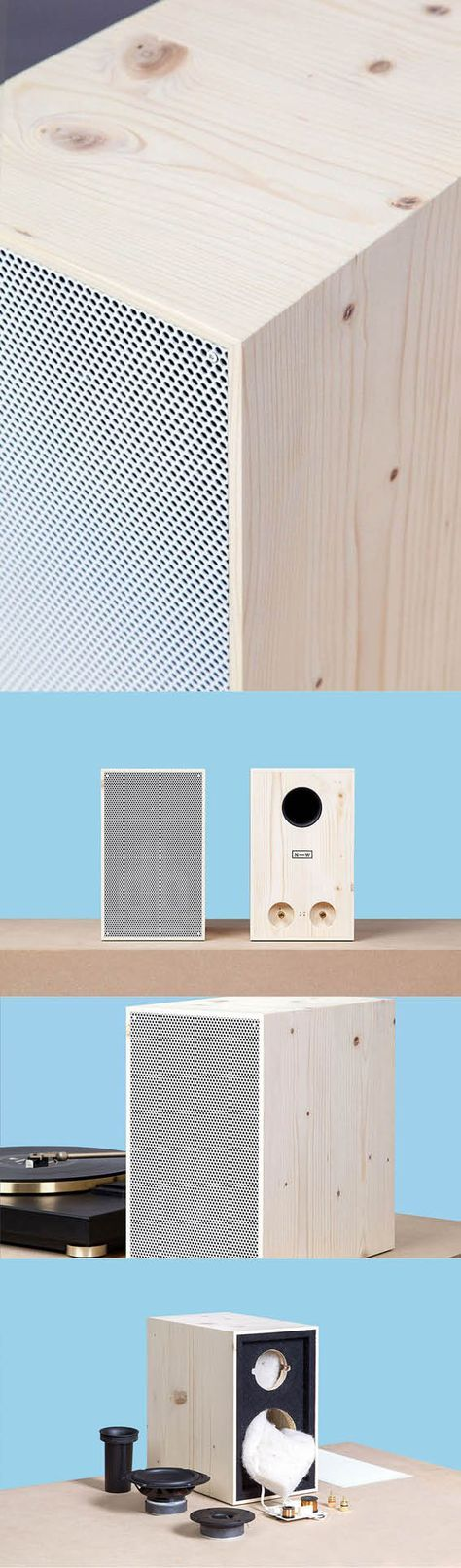 Neues Werkstatt NW3 Box / speaker / sustainable / Germany / 2013