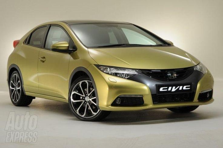 2013 Honda Civic    www.motorwerks.com