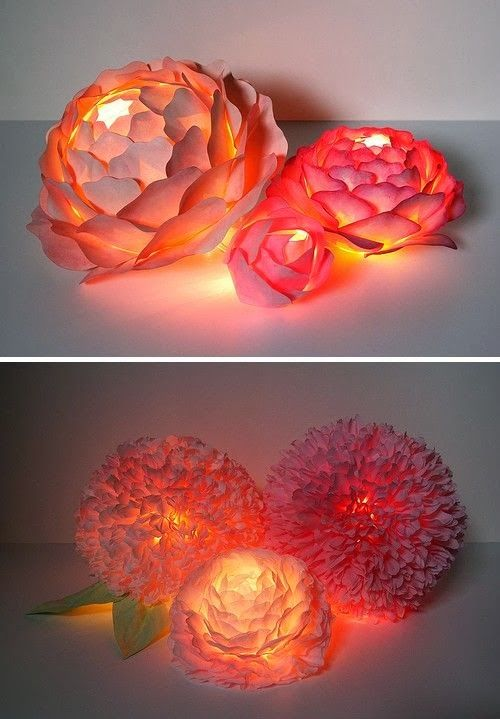The Best DIY and Decor Place For You: Paper Flower