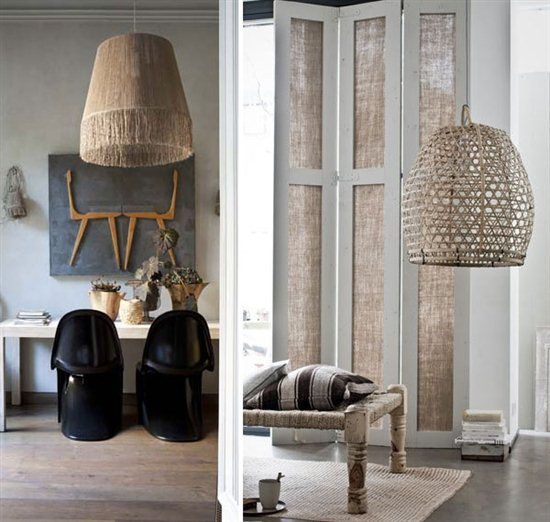 The Wonderful World Of Woven Pendant Lights