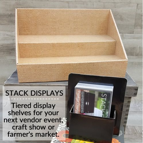 43 best cardboard table display stands images on pinterest