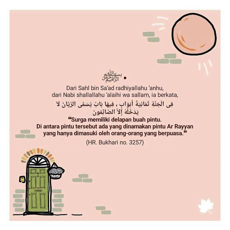 Follow @NasihatSahabatCom http://nasihatsahabat.com #nasihatsahabat #mutiarasunnah #motivasiIslami #petuahulama #hadist #hadits #nasihatulama #fatwaulama #akhlak #akhlaq #sunnah #aqidah #akidah #salafiyah #Muslimah #adabIslami #ManhajSalaf #Alhaq #dakwahsunnah #Islam #ahlussunnah #tauhid #dakwahtauhid #Alquran #kajiansunnah #salafy #DakwahSalaf #Kajiansalaf #Surga #delapan8pintuSurga #pintuArRayyan #pintuSurgaorangyangberpuasa #pintuorangpuasa