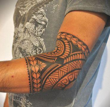 estilos de tatuajes para hombres tribales