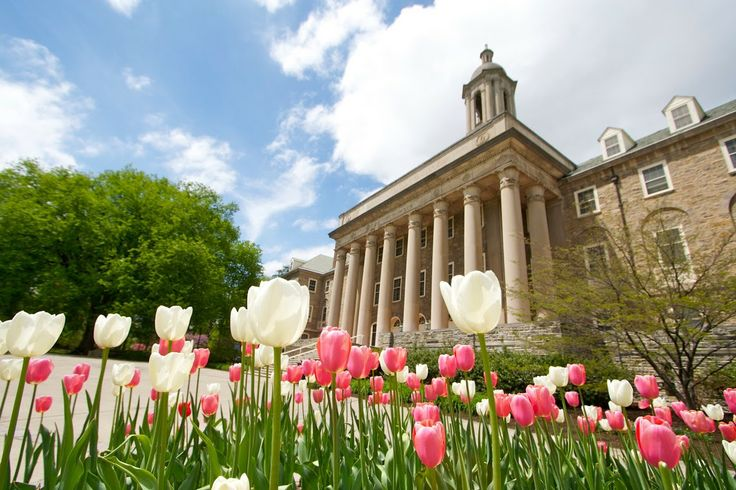 PENN STATE – CAMPUS – Penn State University Campus, University Park, PA. Go Nittany Lions!