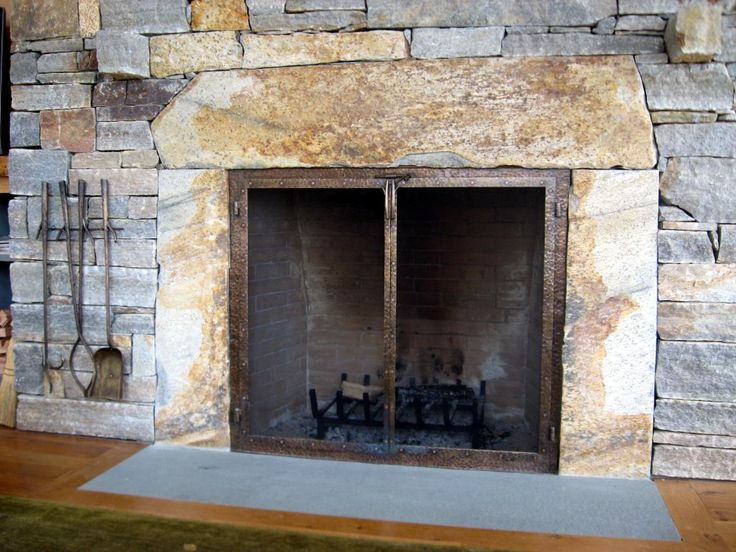 fireplace screens | ... iron fireplace doors with mesh screen inserts 32 x  46 - 17 Best Ideas About Custom Fireplace Screens On Pinterest Porch