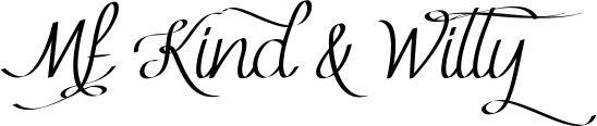 Font to use for matching Tarzan quote with my mom :)