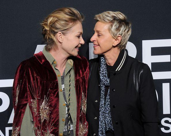 Ellen DeGeneres and Portia de Rossi Are So in Love It's Making Me Suspicious