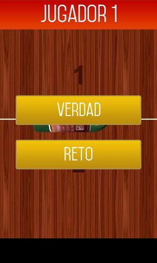 Verdad O Reto 3D¡Verdad O Reto 3D es la nueva versión de verdad o reto para adolescentes! Aquí hay que girar la botella y después elegir verdad o atrevimiento en español. ¡Es un juego ideal para jugar con amigos, por ejemplo, en las fiestas de cumpleaños!COMO JUGAR: toca la pantalla - gira la botella retos en español, luego escoge que haces - una pregunta picante o un reto desafiante. ¡No es tan picante como la verdad o reto para adultos, pero es muy emocionante! Seguro que puedes d...