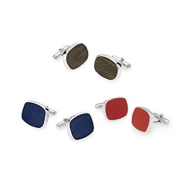 Look what I found at UncommonGoods: Authentic NFL Stadium Seat Cufflinks for $252456 #uncommongoods