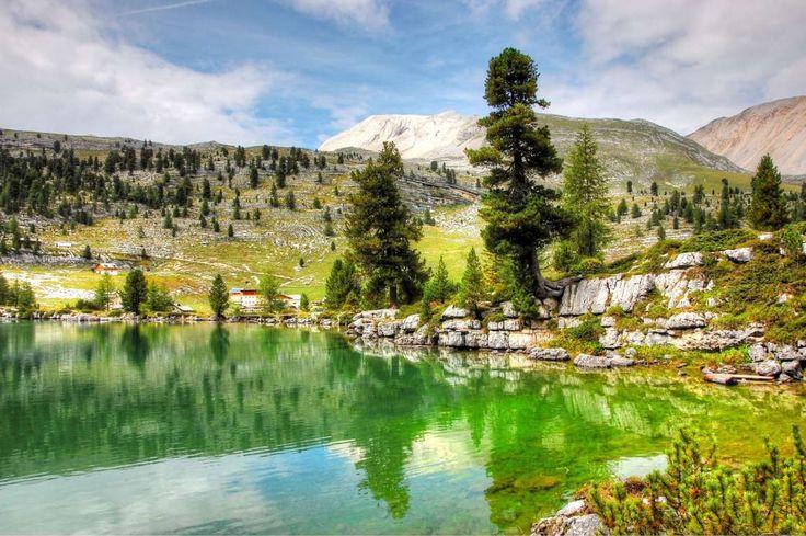 Dolomitas formam uma paisagem de cortar a respiração situada nos Alpes orientais do norte de Itália. - Pixabay