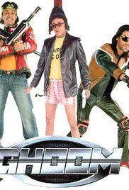 Ghoom Movie Watch Online.
