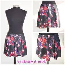 Resultado de imagen para hacer falda