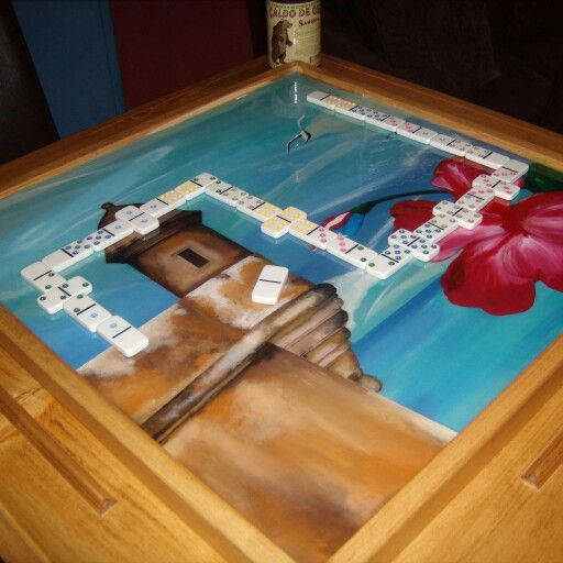 26 best Domino Tables images on Pinterest  Mesas Domino