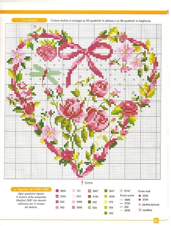 Heart of Rose Garden