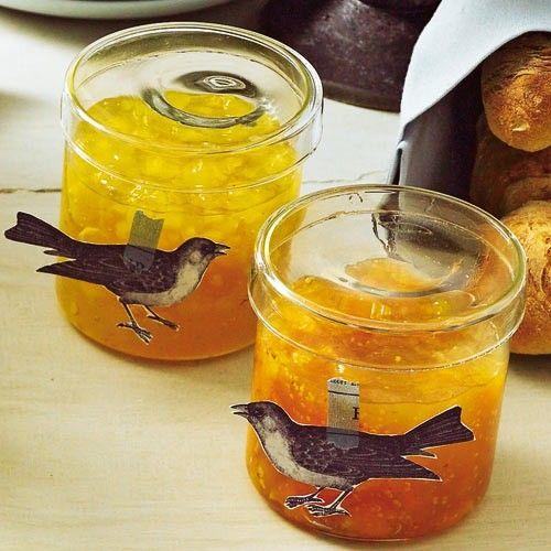 Ananas-Apfel-Konfitüre mit braunem Rum - BRIGITTE