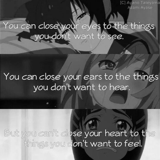 animequotes anime quotes pinterest anime manga