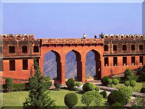 Tourist Attraction India Jaipur Jaigarh Fort Historical Attraction India Places