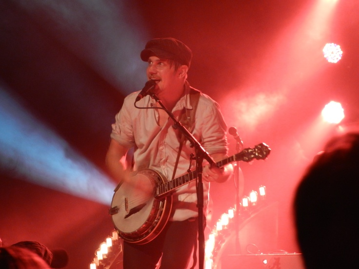 Bo Rinehart of NeedToBreathe
