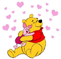 animated pooh bear | Pooh Animations