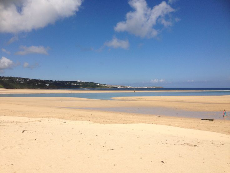 Hayle, Cornwall, England  Gotta visit with my homie