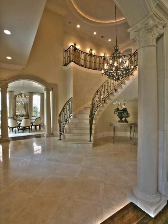 Foyer Luxury Xtra : Best images about luxury entrance foyer on pinterest