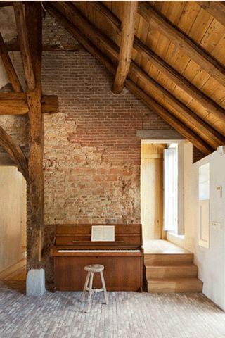 boerderij-bleijendaal-hal-kantoor - hollands huis