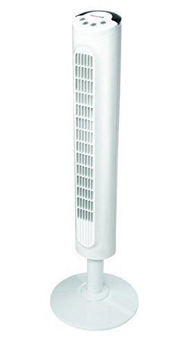 Honeywell HYF023W Comfort Control Tower Fan Wide Area Cooling White