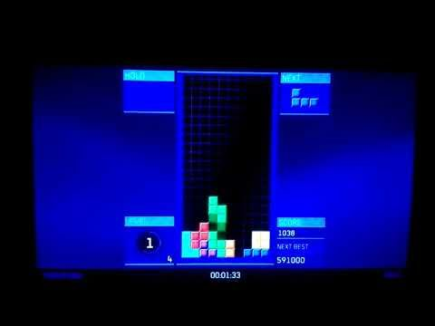 Kupo!1UP: Tetris Ultimate PsVita - Gameplay