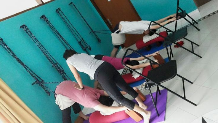 enjoy in Scoliosis Class