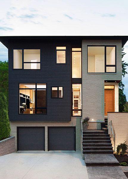 Stylish Home By Kariouk Associates