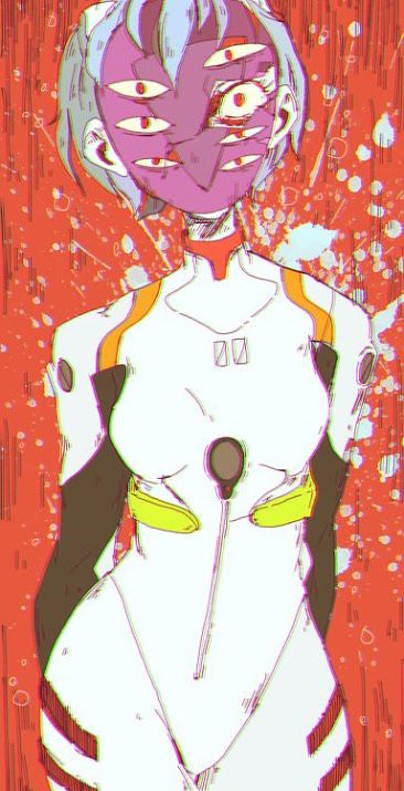 evangelion lilith mask - Google Search