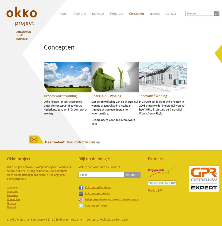Website 'http://www.okkoproject.nl/concepten' snapped on Snapito!