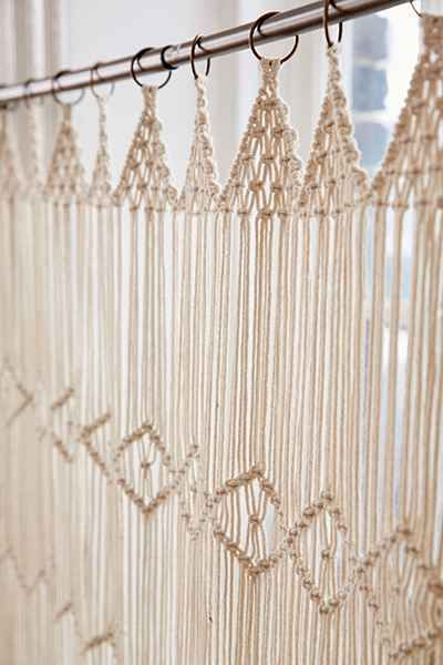 how to make macrame curtains 25 best ideas about macrame curtain on how to 5553