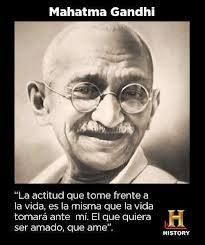 #Gandhi #Frases