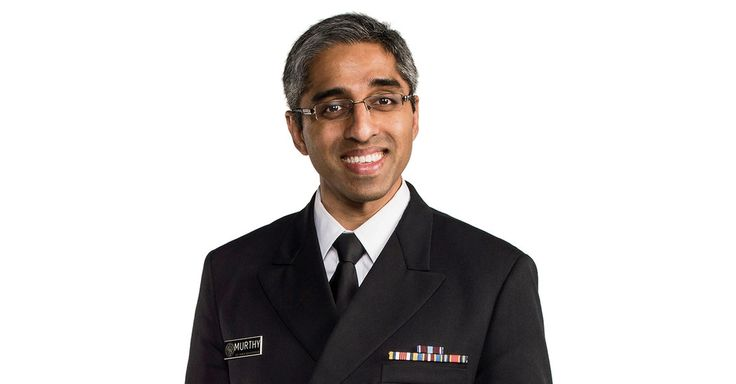 Vivek Murthy Thinks We Need to Learn How to Deal With Stress - The New York Times