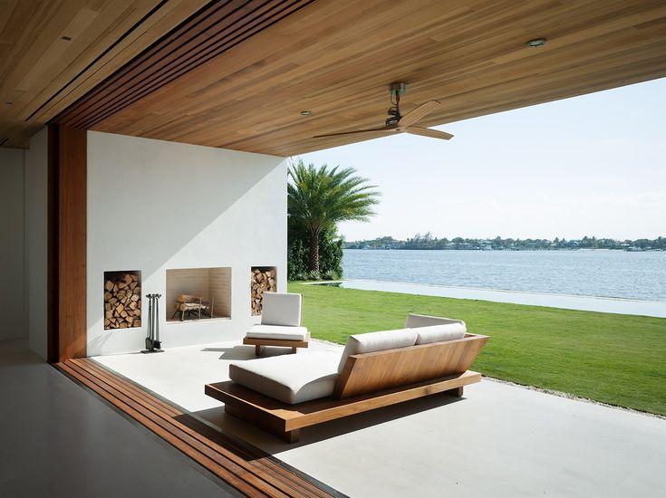 Kelly Klein residence, Palm Beach