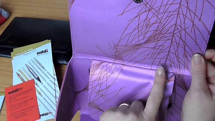 Sady jehlic Addi click - Katrincola yarn