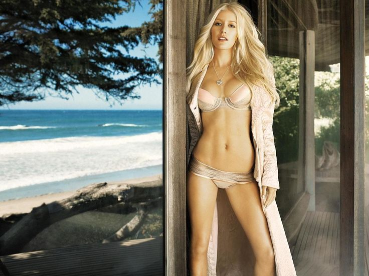 heidi montag playboy Wallpaper HD Wallpaper