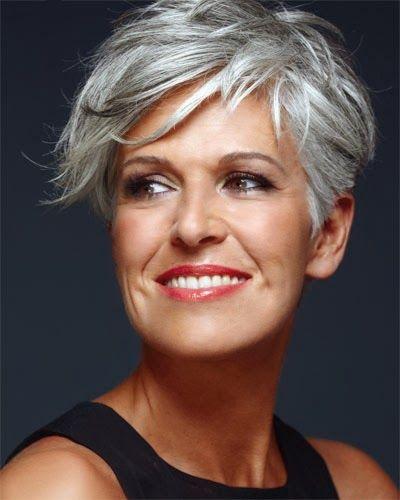 Moda Cabellos: Cortes de pelo corto para mujeres adultas 2014