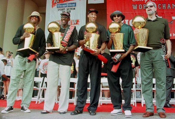Ron Harper says Phil Jackson can turn Knicks around
