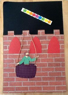 Bible Fun For Kids: Paul Escapes Damascus in a Basket