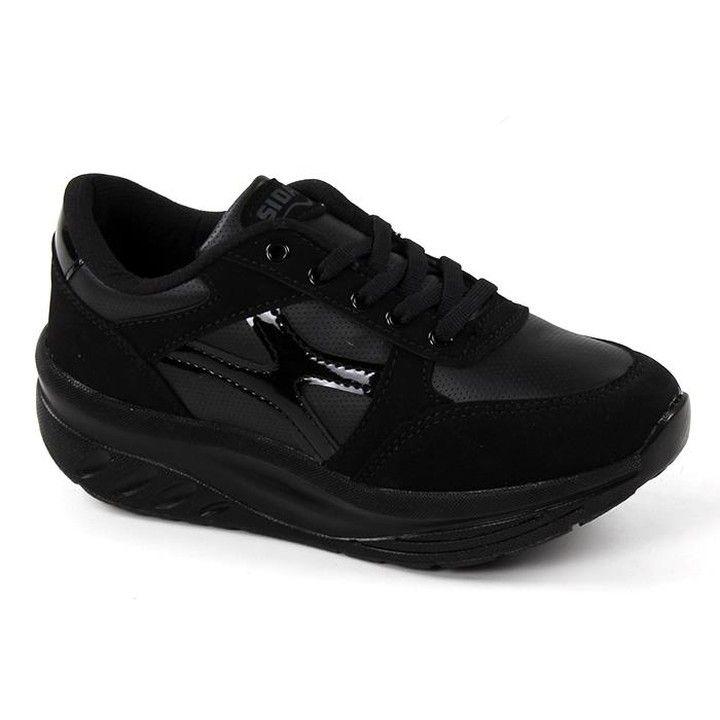 Urun Adi Sidasa 360 Siyah Yuruyus Zayiflama Bayan Spor Ayakkabi Daha Fazlasi Icin Www Nealirsak Com A Tiklayin In 2020 Puma Sneaker All Black Sneakers Black Sneaker