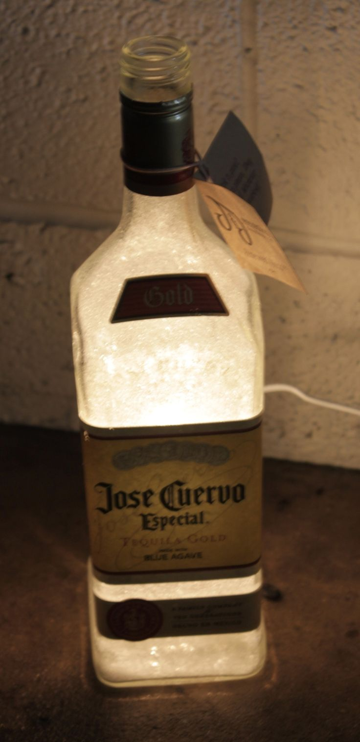 Jose Cuervo Lamp