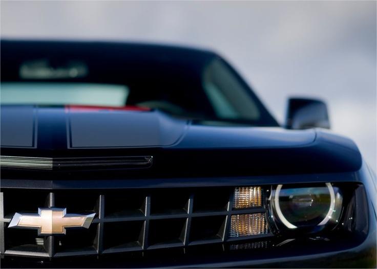 Este hermoso Chevrolet Camaro tendrá dueño el sábado 6 de abril en Enjoy Santiago.