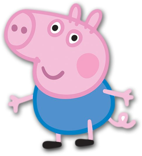 George Pig Free Party Printables and Images. | Oh My Fiesta! in english